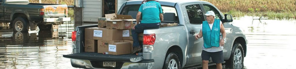 Catholic Charities Disaster Relief